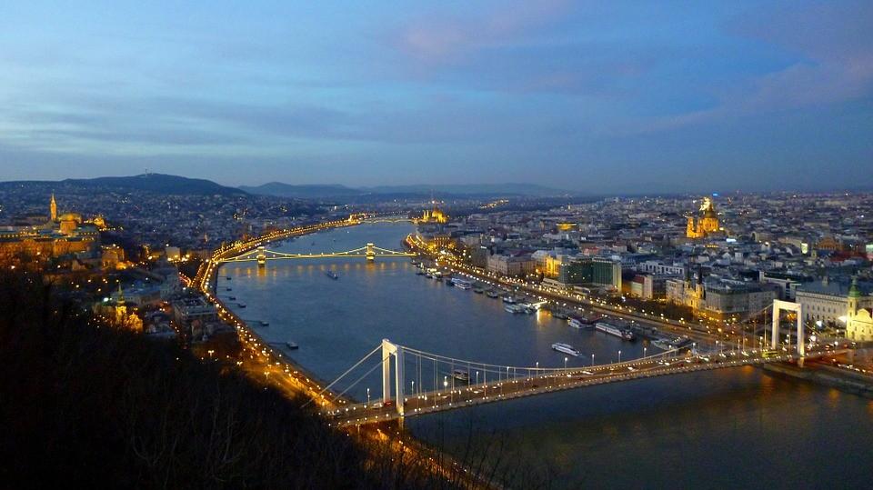 Budapesti látkép, Duna