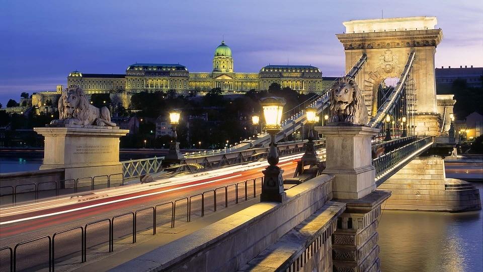Full Day Budapest