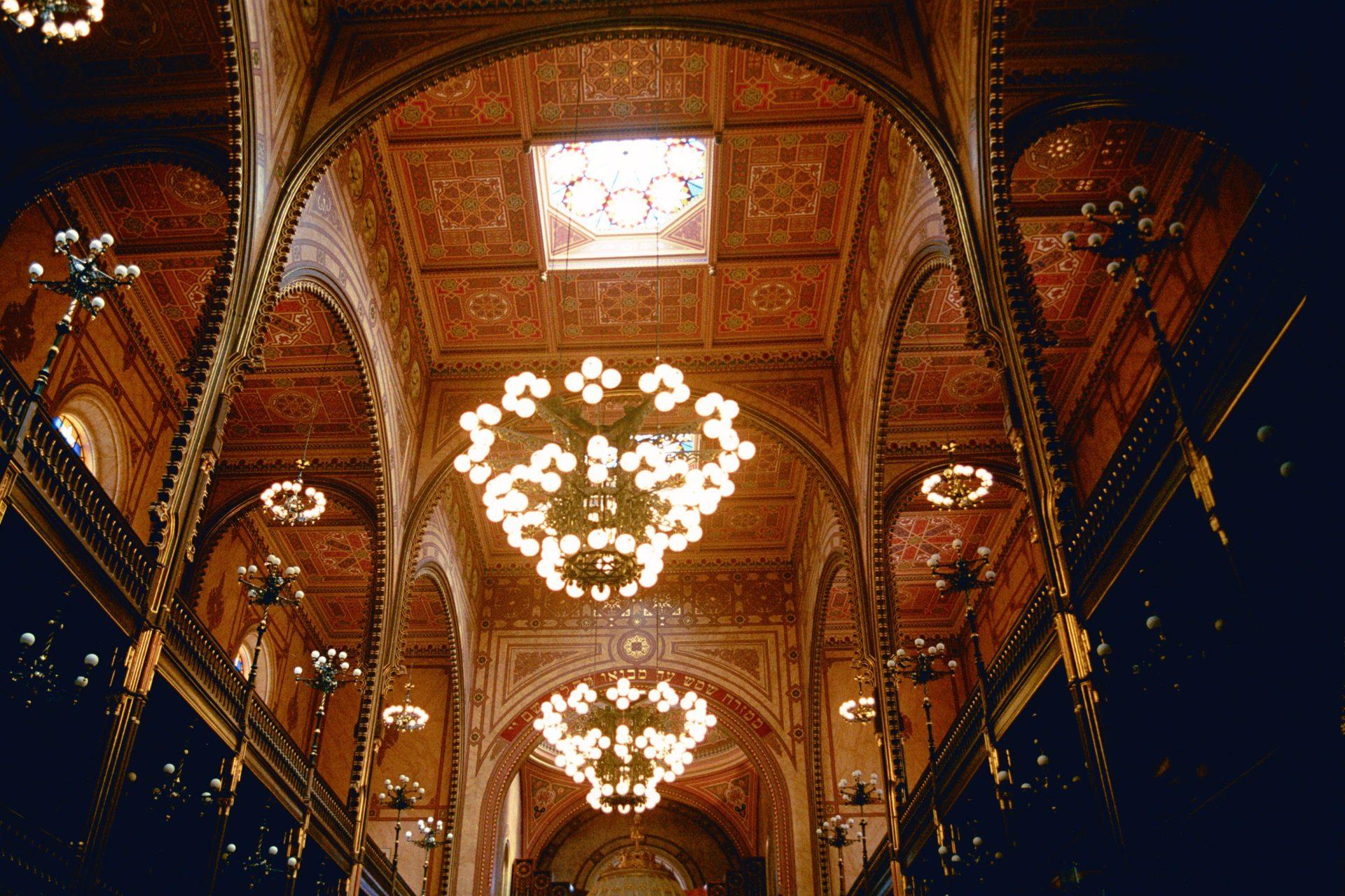 Jewish Heritage of Budapest